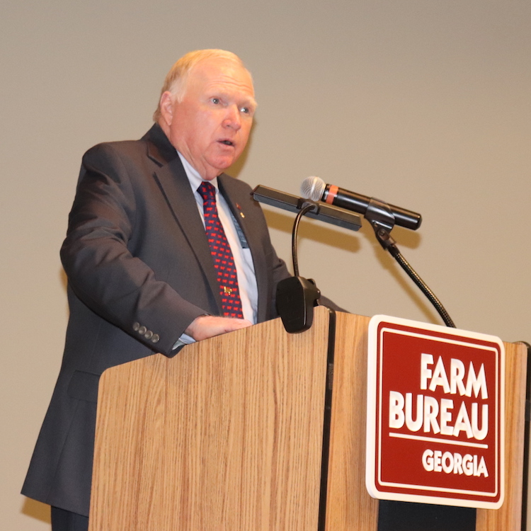 Georgia Farm Bureau starts policy process with commodity conference